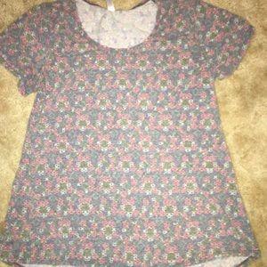 EUC Lularoe Shirt Large
